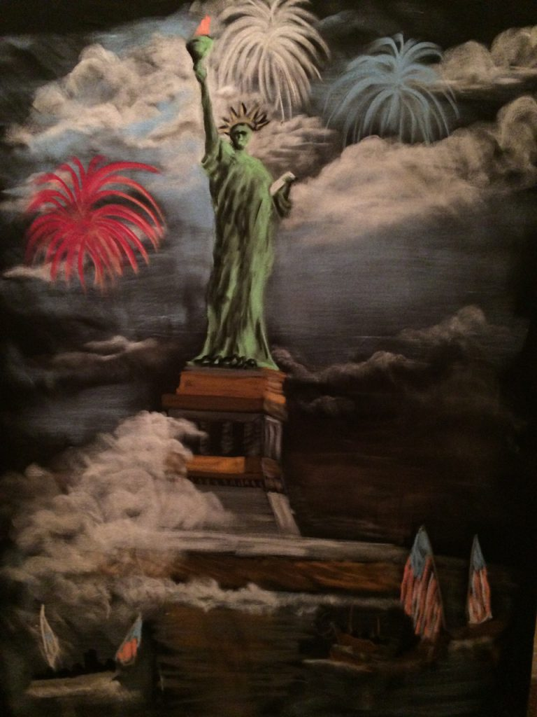 Artwork: Statue of Liberty
